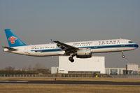 B-6317 @ ZBAA - China Southern Airlines - by Thomas Posch - VAP