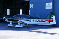 G-BWZG photo, click to enlarge