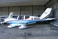 G-BSDL photo, click to enlarge