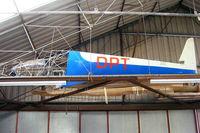 BGA2278 @ X4YR - at McLeans Aviation, Rufford - by Chris Hall
