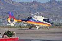 N137PH @ BVU - 2004 Eurocopter EC 130 B4, c/n: 3775 at Boulder City - by Terry Fletcher