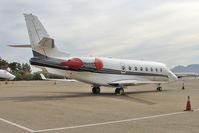 PR-OFT @ LAS - 2000 Israel Aircraft Industries GALAXY, c/n: 027 at Las Vegas