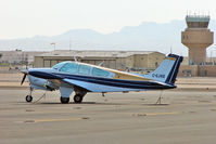 C-GJHE @ LAS - 1979 Beech F33A, c/n: CE 858 at North Las Vegas - by Terry Fletcher