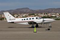 N5421F @ HND - 1979 Cessna 421C, c/n: 421C0660 at Henderson Exec