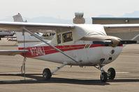 N734NJ @ VGT - 1977 Cessna 172N, c/n: 17268981 at North Las Vegas
