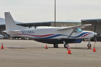 N228DA @ VGT - 2008 Cessna 208B, c/n: 208B2052 at North Las Vegas