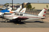 N6390R @ BVU - 1966 Piper PA-28-140, c/n: 28-21567 at Boulder City