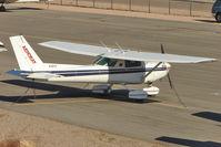 N761YE @ BVU - 1981 Cessna A152, c/n: A1520997 at Boulder City