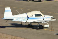 N5960L @ BVU - 1969 American AA-1, c/n: AA1-0260 at Boulder City