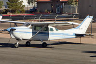 N8468Z @ BVU - 1963 Cessna 210-5(205), c/n: 2050468 at Boulder City