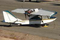 N33FE @ BVU - 1998 Loots Aviation Inc SEAREY, c/n: 1DK148 at Boulder City