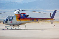 N892PA @ BVU - American Eurocopter Llc AS350B2, c/n: 4581 at Boulder City