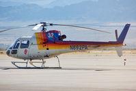 N892PA @ BVU - American Eurocopter Llc AS350B2, c/n: 4581 at Boulder City