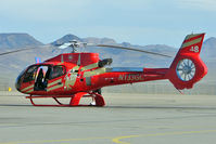 N133GC @ BVU - Eurocopter EC 130 B4, c/n: 3883 at Boulder City