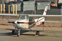 N25249 @ BVU - 1977 Cessna 152, c/n: 15280553 at Boulder City