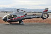 N862MH @ LAS - Maverick Helicopter's 2008 Eurocopter EC 130 B4, c/n: 4545 at Las Vegas