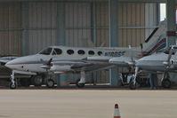 N1886E @ VGT - 1979 Cessna 340A, c/n: 340A0659
