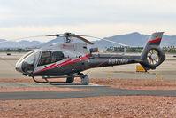 N817MH @ LAS - Eurocopter EC 130 B4, c/n: 4125 at Las Vegas