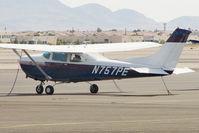 N757PE @ VGT - Cessna TR182, c/n: R18201252 at North Las Vegas