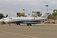 N542FX @ LAS - 2008 Bombardier BD-100-1A10, c/n: 20217 at Las Vegas