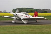 G-IVII @ EGBR - Vans RV-7 at Breighton Airfield, Uk in April 2011. - by Malcolm Clarke