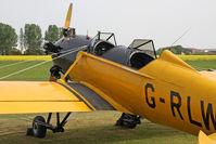 G-RLWG @ EGBR - Ryan ST3KR at Breighton Airfield, UK in April 2011. - by Malcolm Clarke