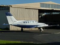 VH-PTA @ YMMB - Cessna 414A VH-PTA at Moorabbin - by red750