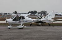N939CT @ SEF - Flight Design CTLS