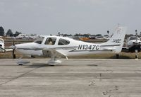 N1347C @ SEF - Cirrus SR22