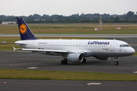 D-AIZC @ EDDL - Lufthansa, Name: Büdingen - by Air-Micha
