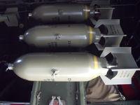 N529B @ LUK - bomb's in the FIFI - by christian maurer