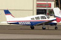 N55586 @ VGT - 1973 Piper PA-28R-200, c/n: 28R-7335253 at North Las Vegas