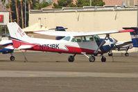 N751BK @ VGT - 1978 Cessna 172N, c/n: 17270335