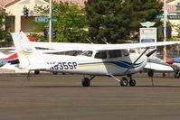 N635SP @ VGT - 2000 Cessna 172S, c/n: 172S8630