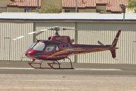 N53SH @ VGT - 1987 Eurocopter AS 350 B2, c/n: 2009 at North Las Vegas