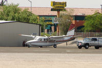 N17DL @ VGT - 1969 Aero Commander 500 S, c/n: 1866-42 at North Las Vegas