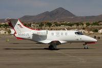 N580JS @ HND - Embraer-empresa Brasileira De EMB-500, c/n: 50000079 at Henderson Exec