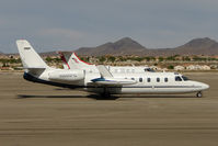 N301PC @ HND - 1981 Israel Aircraft Industries 1124A, c/n: 377 at Henderson Exec