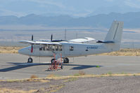 N190GC @ BVU - Dehavilland DHC-6-300, c/n: 285 at Boulder City