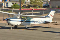 N4683G @ BVU - Cessna 172N, c/n: 17273309 at Boulder City