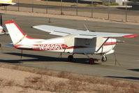 N9686T @ BVU - 1960 Cessna 210, c/n: 57486 at Boulder City
