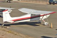 N3293D @ BVU - 1955 Cessna 180, c/n: 32091 at Boulder City