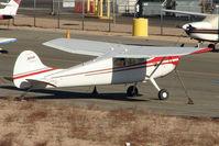 N2713D @ BVU - 1952 Cessna 170B, c/n: 25255 at Boulder City