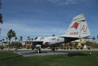 154162 - Grumman A-6E Intruder at the Palm Springs Air Museum, Palm Springs CA - by Ingo Warnecke