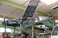 G-AWHS - Hispano HA-1112 M1L Buchon [228] Sinsheim~D 22/04/2005