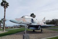 154649 - Douglas TA-4F Skyhawk at the Palm Springs Air Museum, Palm Springs CA - by Ingo Warnecke