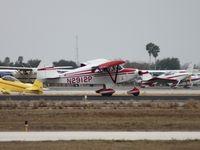 N2912P @ SEF - Piper PA-22-150
