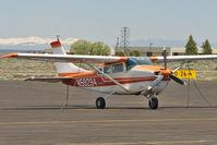 N59294 @ CDC - 1974 Cessna TU206F, c/n: U20602645 - by Terry Fletcher