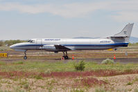 N838AF @ CDC - 1989 Fairchild SA227-AC, c/n: AC738 of Ameriflight
