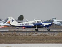 N5492P @ SEF - Piper PA-24-250